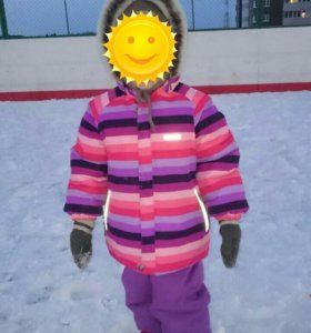Зимний костюм 104 р-р