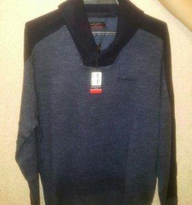 Новый муржской свитер
