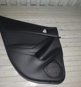Обшивка для Mazda Mazda 3 (BM) 2013- 2016
