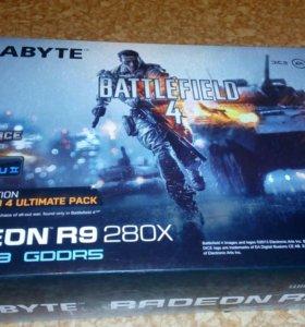 Видеокарта Gigabyte Radeon R9 280X