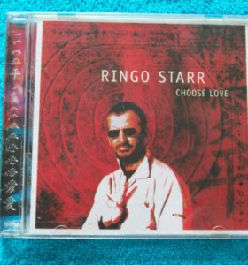 Диск CD - Ringo Starr (Choose Love)