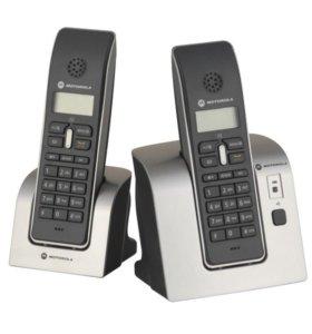 Беспроводной телефон Motorola D202