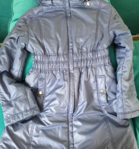 Осеннее пальто для девочки