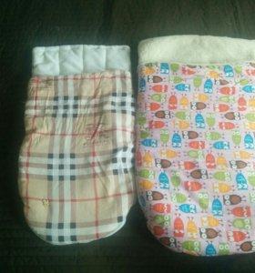 Конверты для новорожденного