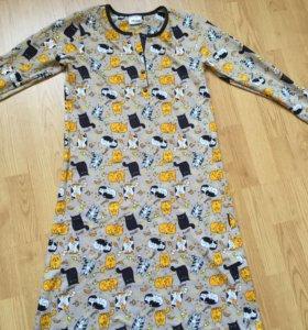 Новое платье-пижама