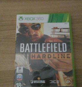 BATTLEFIELD HARDLINE на xbox 360