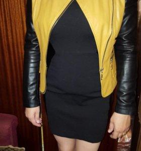 Куртка женская( кожа)