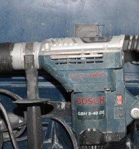 Перфоратор Bosch gbh 5-40 de бу