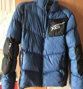 Куртка мужская, Ralf Lauren,XL, зима