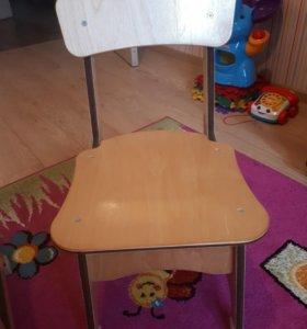 Детские стульчики . Новые