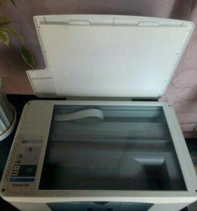 Цветной принтер, сканер,ксерокс. Нужно заменить ка