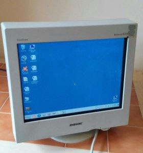 Монитор 17' SONY CPD-G200P