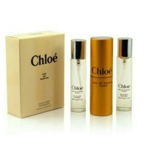 Набор парфюма Chloe Eau de Parfum 3х20ml