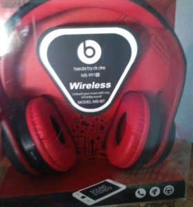 BT наушники Beats by Dr. Dre Wireless