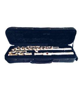 Флейта поперечная BRAHNER F-300S (USA) б/у