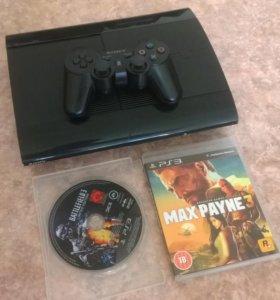 PS3 500Gb MaxPayne 3, BF3