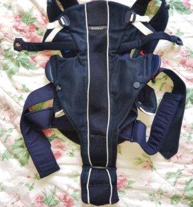 Рюкзак-кенгуру для переноски ребенка BebyBjorn