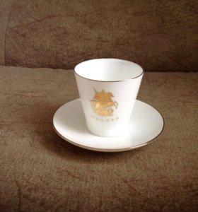 Кофейная чашечка, розетки для варенья