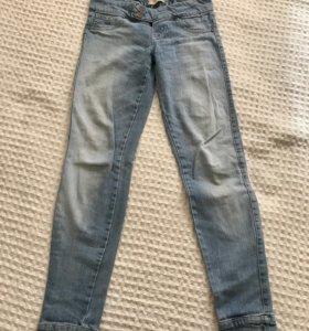 Джинсы брюки шорты