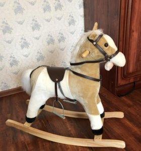 Лошадь- качалка