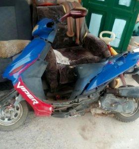 Скутер viper 50