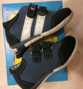 Новые ботинки Котофей 21 размер