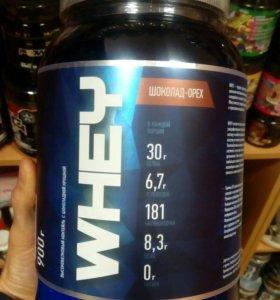 Сывороточный протеин от Rline 900г