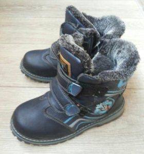 Обувь на мальчика 35-36 р