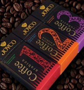 Кофе натуральный жареный
