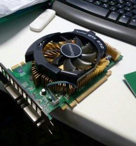 Nvidia gts 250 или меняю