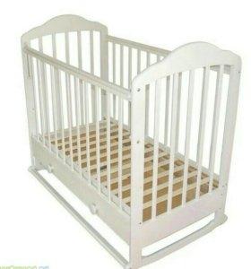 Детская кроватка кровать