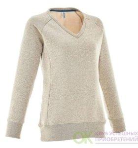 Пуловер из флиса