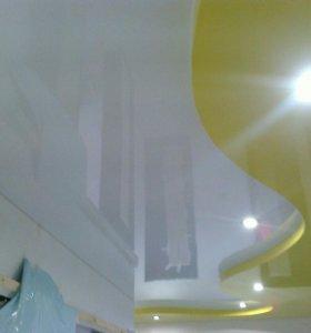 Натяжные потолки Салават Ишимбай