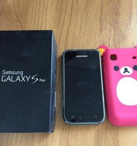 Телефон Samsung Galaxy S Plus на запчасти