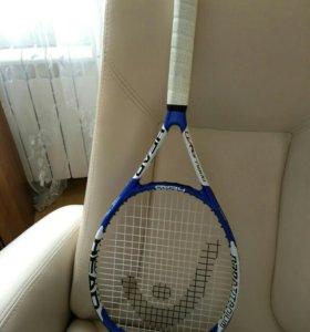 Теннисная ракетка для большого спорта