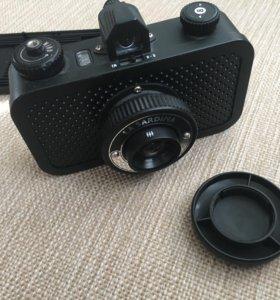 La Sardina плёночный фотоаппарат