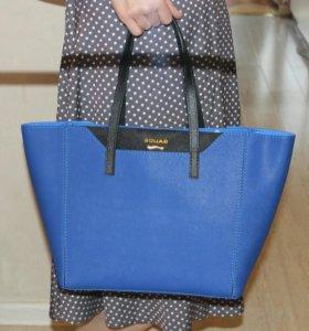 Новая сумка Шопер Оригинал Gaude из натуракожи