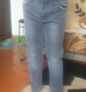 джинсы, спортивки