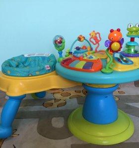 Игровой центр Чудесный сад Bright Starts