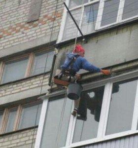 Изоляция козырьков балконов