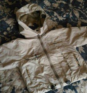 Куртка для мальчика, осень весна. 1-2года