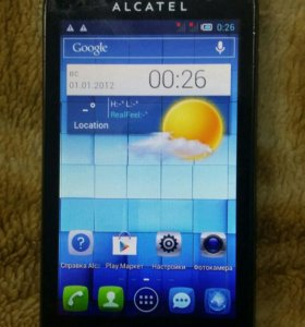 Смартфон Alcatel One Touch5020D