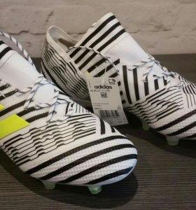 Бутсы Adidas Nemeziz 17.1 FG