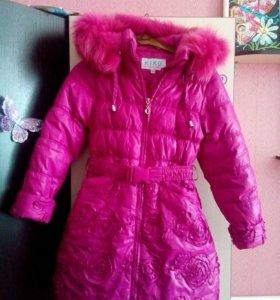 Зимнее пальто. Фирма KIKO