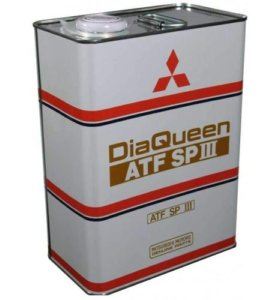 Трансмиссионное масло MITSUBISHI DIA Queen ATF SP