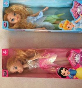 Красивая игрушка-кукла