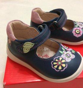 Новые туфли Garvalin 20 размер