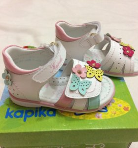 Новые сандалии Kapika 21 размер