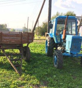 Трактор мтз82