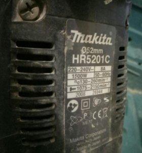 Перфоратор макита5201с